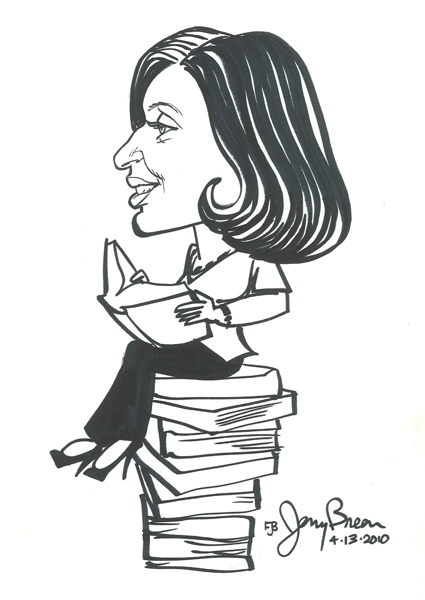 joellecaricature